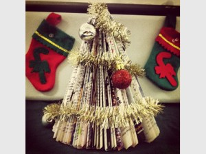 Reader's Digest Magazine Christmas Trees