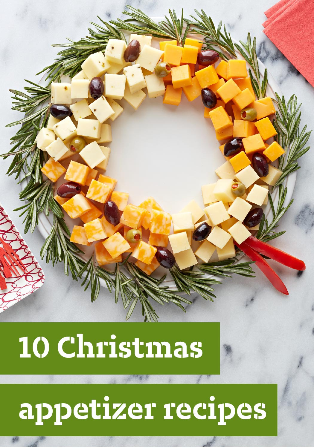 10 Christmas Appetizer Recipes — Planning your Christmas dinner menu? Start the