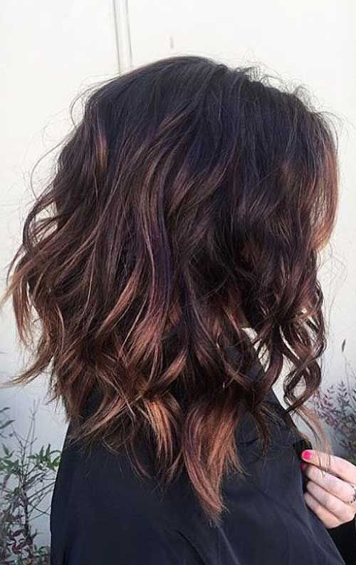 25+ Latest Long Bobs Hairstyles | Bob Hairstyles 2015 – Short Hairstyles for Women