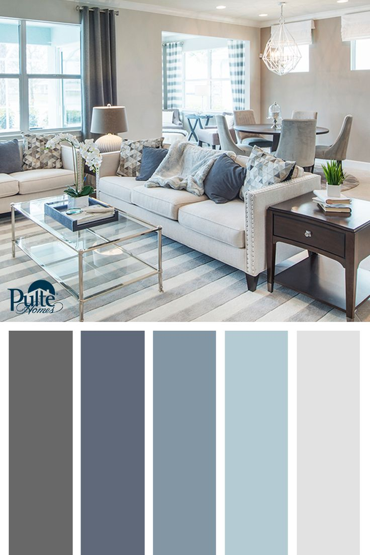 Summer colors and decor inspired by coastal living. Create a beachy yet sophistica