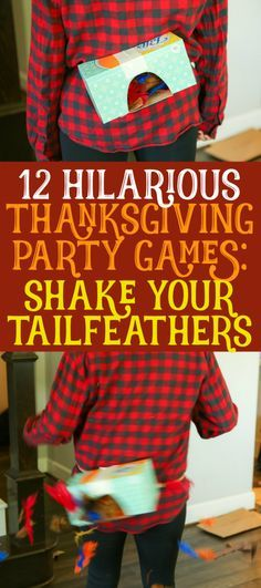These 12 Thanksgiving games are not only funny, they're perfect for any age – fo