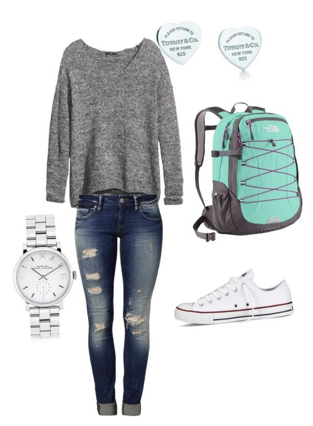 """Back to school outfit idea"" by fashionable-freshman ❤ liked on Polyvo"