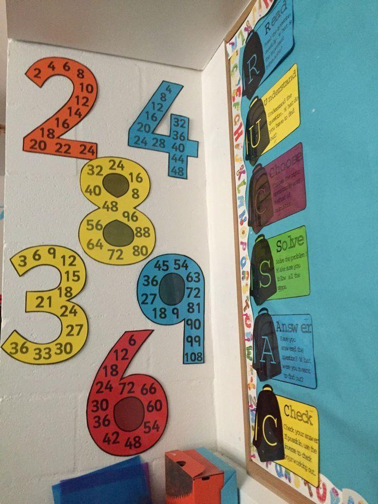 Maths display … …