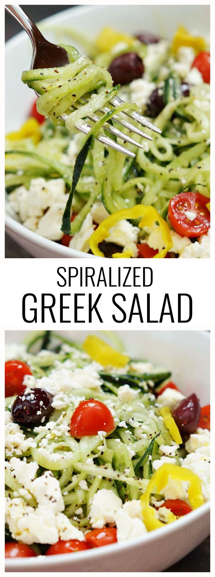 Authentic Greek Salad – so delicious, healthy and easy!