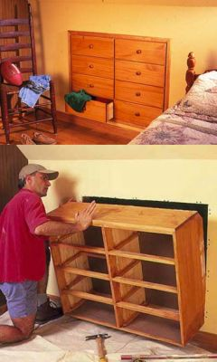 Wow! Never thot of this but would be so nice in the kiddos rooms! Would give