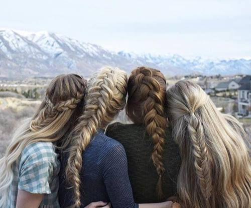 today´s inspo : long hair | stellawantstodie