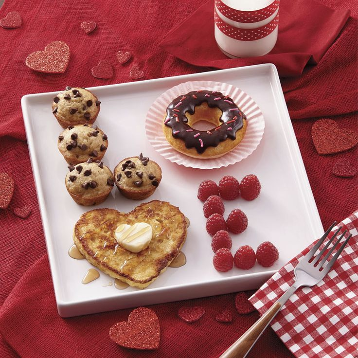 LOVE valentines day breakfast ideas – cute Valentines day ideas – breakf
