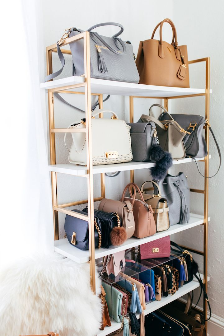 haute off the rack, closet organization, office closet, office space ideas, closet space idea, how to create youre own walk-in