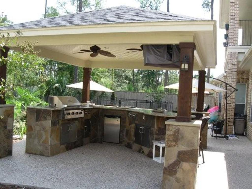 best barbecue patio ideas and designs