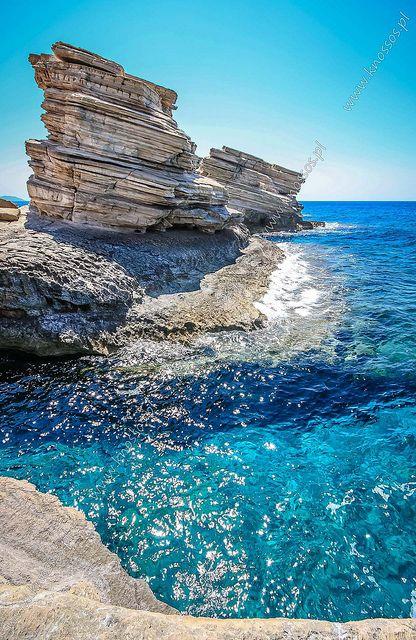 Triopetra, Τριόπετρα | Rethymno, Crete, Greece