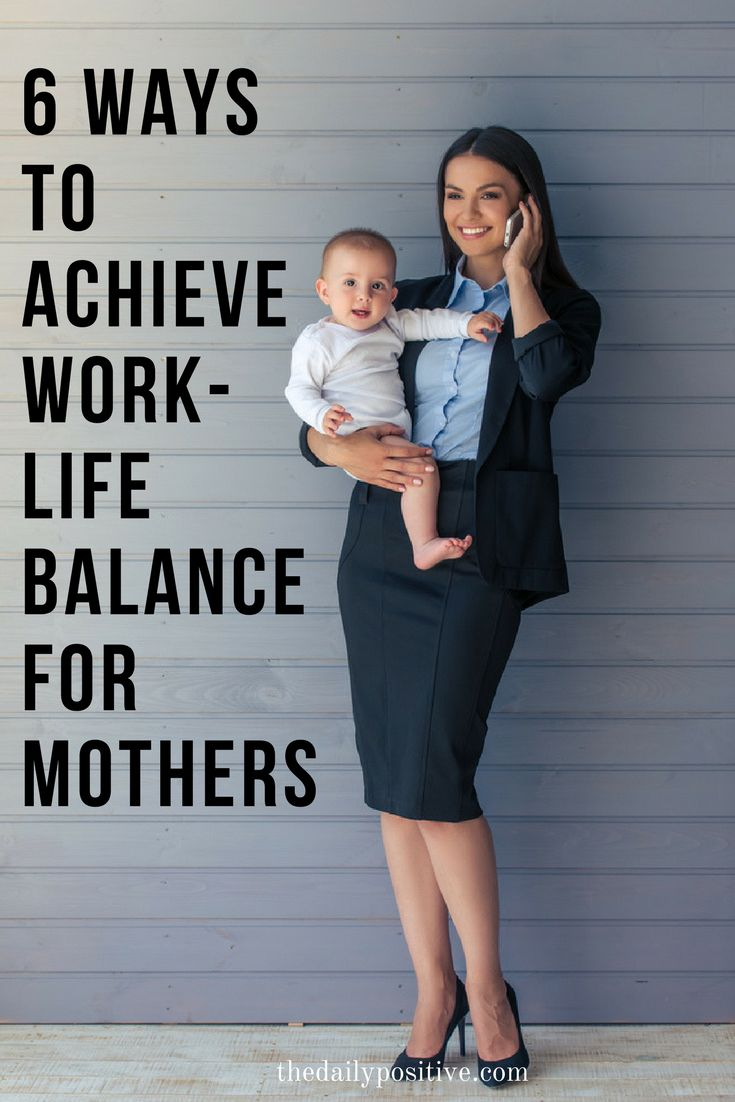 Working moms represent a ratio of 4 in every 10 homes. If you're one of the working moms, you may be feeling guilty and stressed