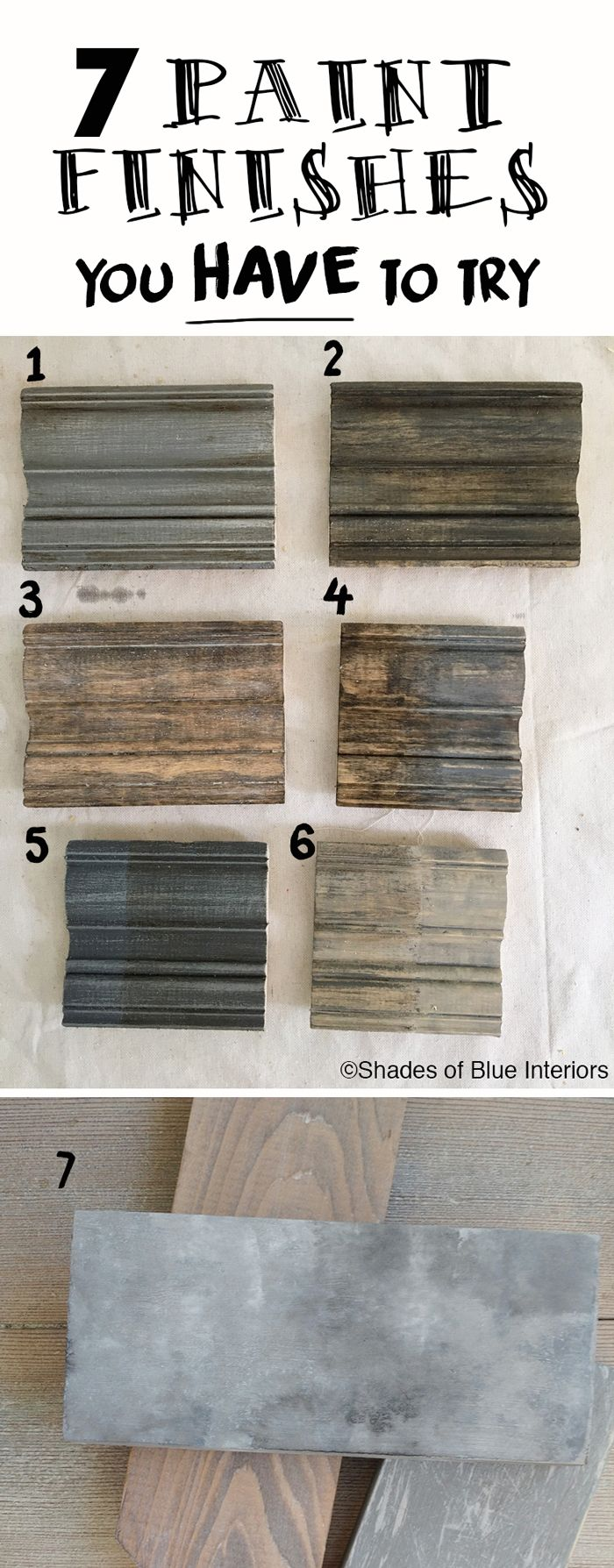 How to create 7 unique paint finishes that will transform any piece of furniture. A recap of teaching at Haven Conference, a DIY &