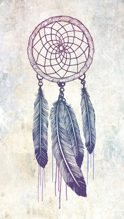 There is a plethora of dreamcatcher tattoos around. Its something I find visually appealing, and I think I might know how to make