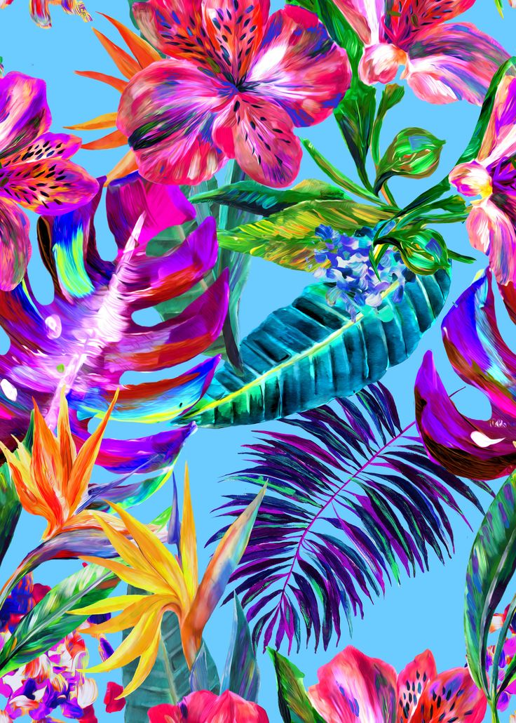 The hero print for Cruise 2017 is a playful design named after Maracas Bay in Trinidad. It was painted by hand in our London