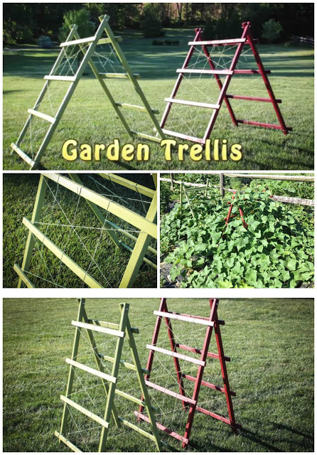 DIY Garden Trellis Free Plans And Tutorial | Handy – Todays Gardens
