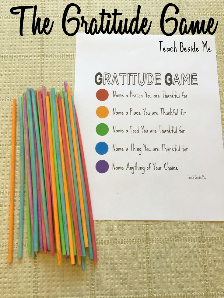 With Thanksgiving heading our way, I love to do things to remind my kids of the many blessings we have. There is so much in our