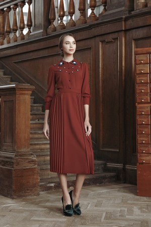 Tailored Dress 89