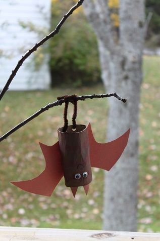 Our Crafts ~N~ Things » Letter B for Bat