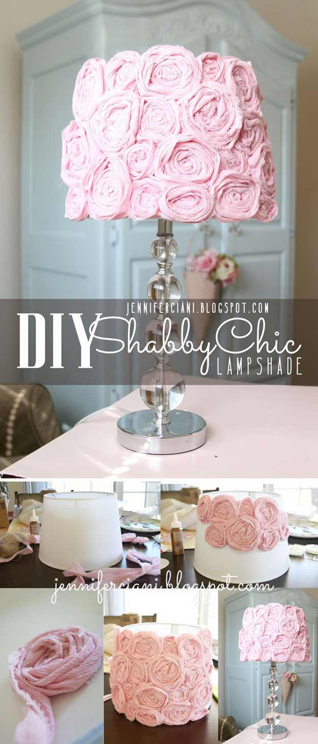 Shabby Chic DIY Bedroom Furniture Ideas