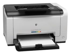 HP LaserJet Pro CP1025 Laser Printer - आउटपुट डिवाइस क्या है और उसके प्रकार