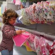 Поход с ребёнком в магазин