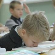 Хорошо ли вашему ребенку в школе?
