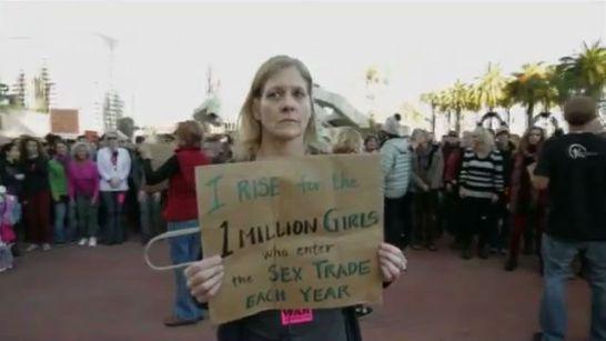 360p stereo - One Billion Rising flash mob