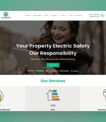 Web Crew - Work - Gas Safety Certificate London