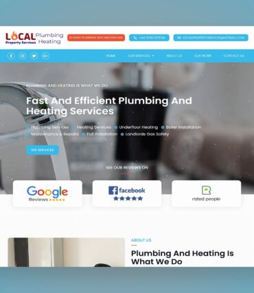 Web Crew - Work - Local Property Services