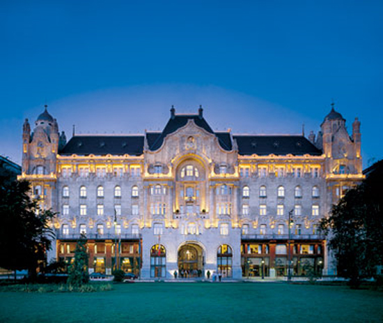5. Palatul Gresham (Ungaria)