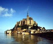 4. Abația St. Michel (Franța)