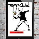 Banksy pentru iPhone
