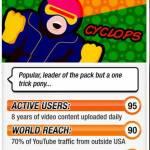 Retelele sociale ca eroi de banda desenata