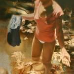 Solitar: pictura de Maurice Mircea Novac la ICR
