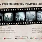 Praga prin obiectivul politiei secrete