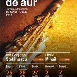 Singurul flautist din Romania care canta pe un flaut din aur masiv