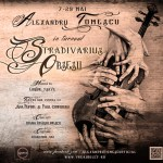 Alexandru Tomescu porneste in cel de-al cincilea Turneu Stradivarius