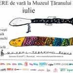 Vacanta cu Ateliere de creativitate la Muzeului Taranului