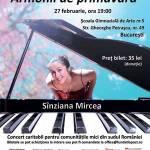 Armonii de primăvară -concert caritabil pentru comunitățile mici din sudul României