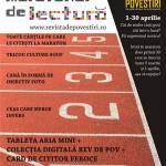 Revista de Povestiri lansează în București Maratonul de lectură