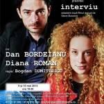"""E oficial! Dan Bordeianu dă un """"Interviu"""" la Godot Cafe Teatru"""