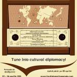 The Diplomatic Agenda – Tune into cultural diplomacy!