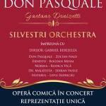 Don Pasquale: operă comică în concert