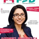PRIME Romania a lansat revista online PR Forward