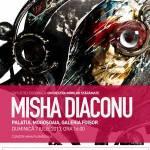 Expoziție personală Misha Diaconu la Mogoșoaia: Orchestra inimilor sfărâmate