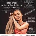 """Spectacol-eveniment: Costumul, în regia lui Peter Brook, la Teatrul Naţional de Operetă """"Ion Dacian"""""""