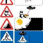 Mesajele ascunse ale semnelor de circulație