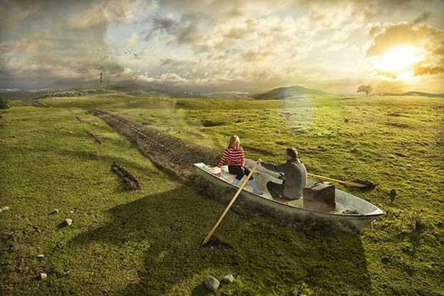 cuplu-barca