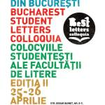 BucharEst STudent BEST Letters Colloquia