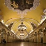 Cele mai frumoase stații de metrou din lume